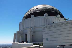 griffith observatory and hike
